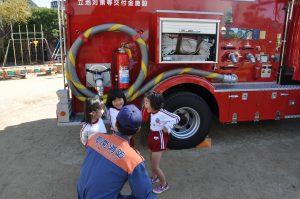 火災避難訓練 H23.11.22
