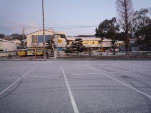 240126朝の幼稚園