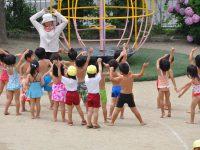 240628南陽幼稚園水泳