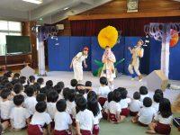 240628南陽幼稚園観劇「風の子」