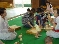 240619南陽幼稚園キリンクラブ・年長積み木