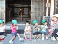 240731南陽幼稚園かき氷