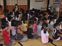 240901南陽幼稚園第2学期始業式