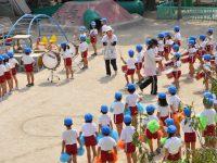 240921南陽幼稚園鼓笛隊練習