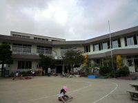 240905南陽幼稚園園庭の様子