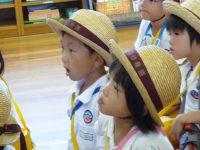 240910南陽幼稚園お帰りの様子