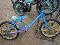 240920南陽幼稚園ペダルなし自転車