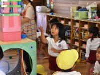 241011南陽幼稚園きらきらたいむ運動会遊び
