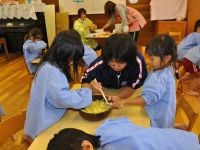 241104南陽幼稚園芋料理
