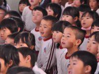241119南陽幼稚園劇団影法師「スーパーモンキー」観劇会