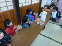 241217南陽幼稚園ひよこぐみお参り