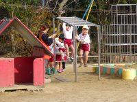 241217南陽幼稚園園庭にて