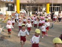 250109南陽幼稚園かけっこ