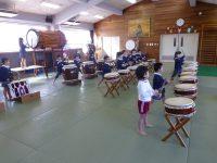 250110南陽幼稚園和太鼓練習