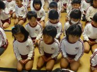 250115南陽幼稚園お寺へお参り