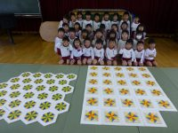 250115南陽幼稚園年中ケルモザイク・キリンクラブ