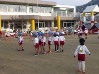 250117南陽幼稚園朝の様子