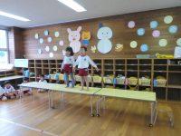 250121南陽幼稚園教室掲示