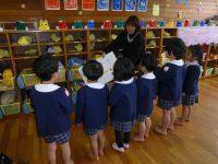 250131南陽幼稚園発表会の練習