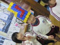250218南陽幼稚園朝の様子