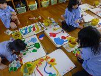 250225南陽幼稚園絵画