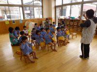 250416南陽幼稚園年少さん