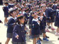 250428南陽幼稚園真福寺花まつり