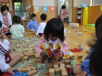 250508南陽幼稚園年少ひまわり