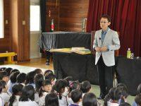 250517南陽幼稚園教育講演会とよたかずひこ先生