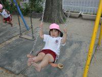 250527南陽幼稚園園庭遊び