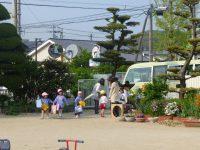 250507南陽幼稚園登園