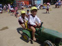 250507南陽幼稚園午後の自由遊び