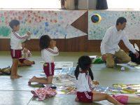 250513南陽幼稚園絵画教室