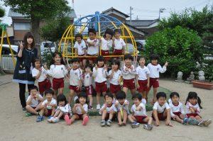 250531南陽幼稚園こあら組集合写真