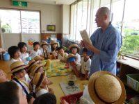 250605南陽幼稚園梅ジュース年長